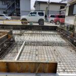 岸和田市の新築工事